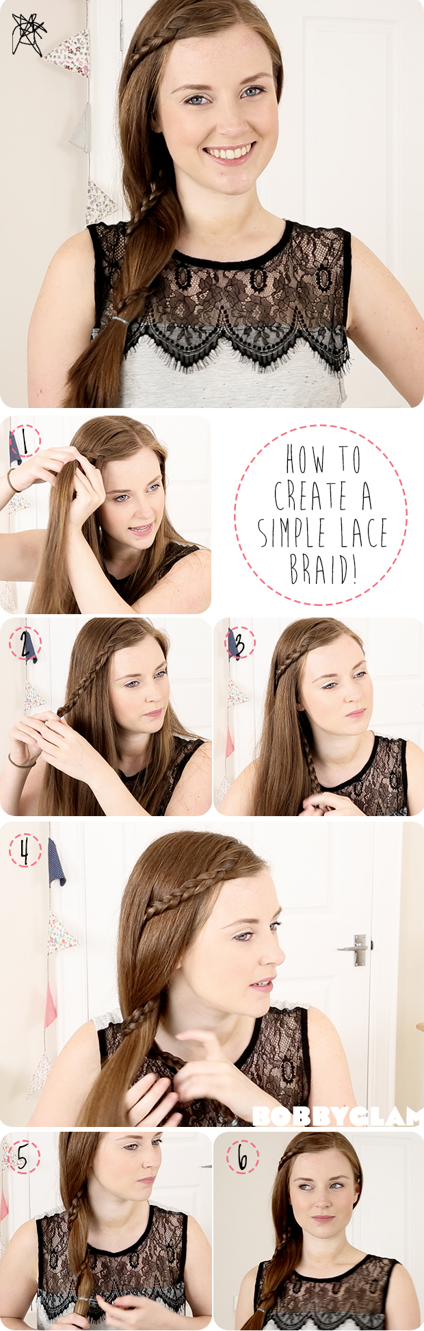 How-to-create-a-simple-lace-braid