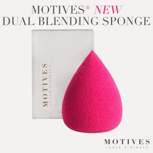 Motives NEW Dual Blending Sponge