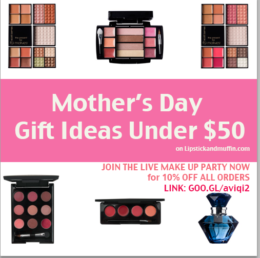 Lipstickandmuffingirl Mother 39 S Day Gift Ideas Under 50